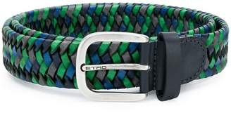 Etro plaited belt