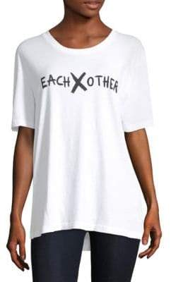 Each X Other Logo Tee