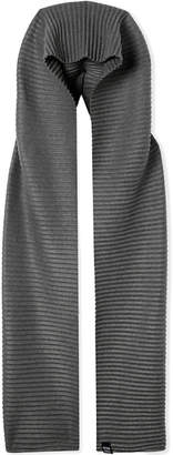 Design House Stockholm Pleece pleated hooded scarf