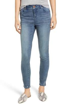 1822 Denim High Waist Sculpt Skinny Jeans