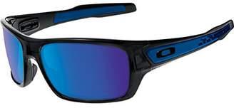 Oakley Men's Turbine OO9263-05 Iridium Rectangular Sunglasses