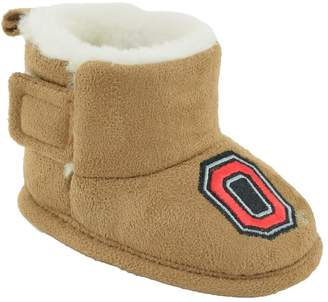 NCAA Kohl's Baby Ohio State Buckeyes Booties
