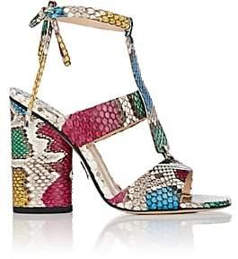 Paul Andrew Women's Steir Python Sandals