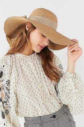 Urban Outfitters Straw Floppy Hat