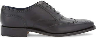 Barker Johnny wingcap Oxford shoes