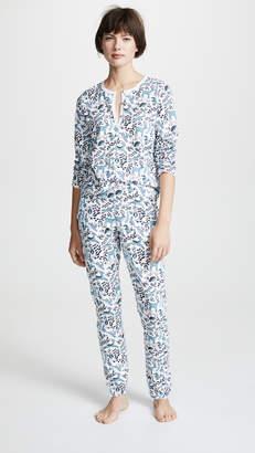 Winterland Roller Rabbit Pajamas