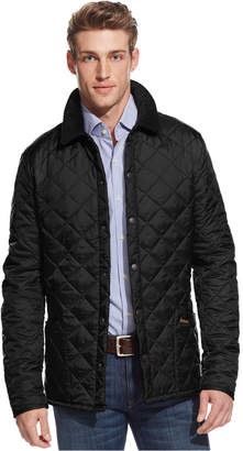 Barbour Men's Heritage Liddesdale Jacket $199 thestylecure.com