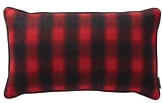 Pendleton Plaid Lumbar Accent Pillow