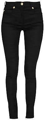Versace Women's Stretch Denim Skinny Jeans
