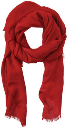 Basque NEW Wool Scarf AS-1001 Red