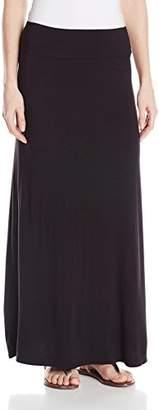 Kensie Women's Lightweight Jersey Maxi Skirt $49 thestylecure.com