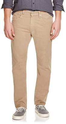 AG Jeans - Matchbox Slim Fit $178 thestylecure.com