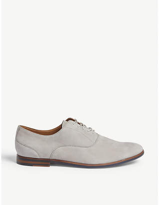 Aldo Wen-R suede Oxford shoes