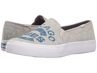 Keds Double Decker MLB Cubs Jersey Women's Slip on Shoes