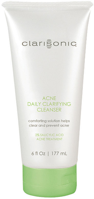 clarisonic Acne Daily Clarifying Cleanser 6 oz