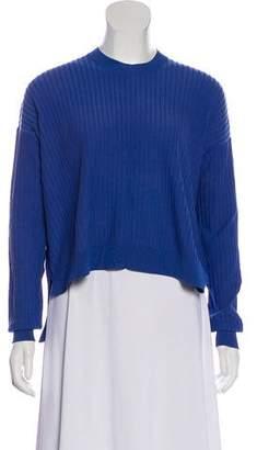 Acne Studios Crew Neck Long Sleeve Sweater