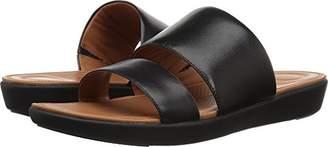 FitFlop Women's Delta Slide Flat Sandal