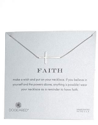 Dogeared Faith Necklace