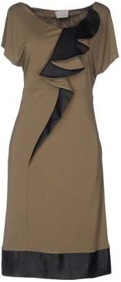 Roberta Scarpa Knee-length dresses - Item 34683982