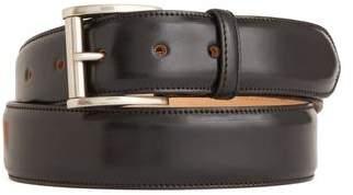 KREIS Kreis Cordovan Belt in Black