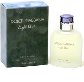 Dolce & Gabbana Men's Light Blue 4.2Oz Eau De Toilette