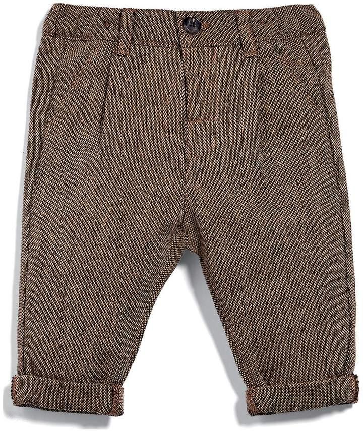 Baby Boys Tweed Trouser