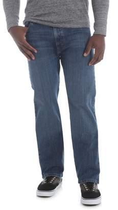 Wrangler Big Men's 5 Star Regular Fit Jean with Flex