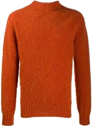 YMC Montand mock-neck jumper