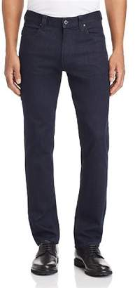 Emporio Armani Five-Pocket Straight-Leg Jeans in Dark Blue