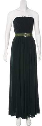 Lanvin Jersey Evening Dress