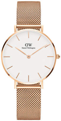 Daniel Wellington DW00100163 Classic Petite Melrose 32mm Watch