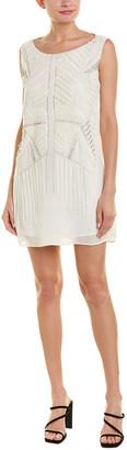 Heather Embellished Mini Dress