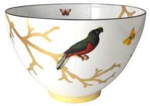 Bernardaud Aux Oiseaux Deep Salad Bowl
