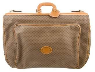 Gucci Vintage GG Plus Garment Bag