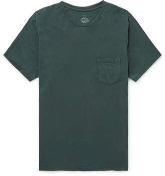 SAVE KHAKI UNITED Supima Cotton-Jersey T-Shirt