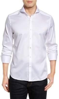Stone Rose Textured Sport Shirt