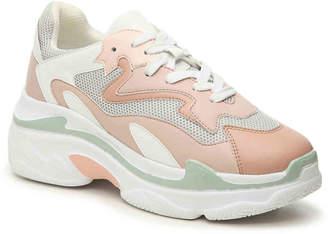 Gunmetal Vessa Sneaker - Women's