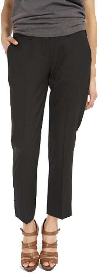 Whistles Crop Tailored Trouser