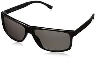 HUGO BOSS Men's Boss 0637/S NR Hxe Sunglasses