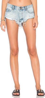 One Teaspoon Rollers Short $99 thestylecure.com