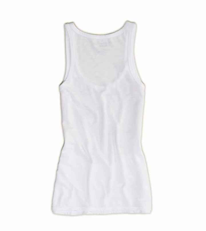 American Eagle AE Studded Graphic Tank