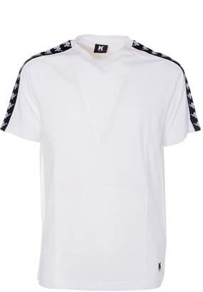 Kappa Branded Sleeve T-shirt