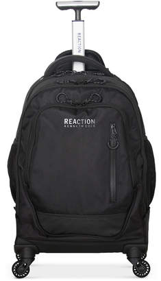 "Kenneth Cole Reaction Double Compartment Wheeled 17"" Wheeled Computer Backpack"