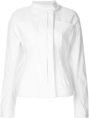 Jil Sander fitted jacket