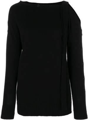 Tomas Maier cash-cotton sweater