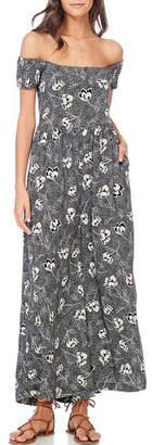 Anama Off-Shoulder Floral Jumpsuit