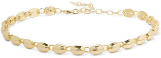 Elizabeth and James - Blake Gold-plated Choker $110 thestylecure.com