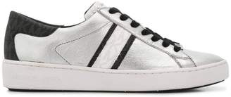 Michael Kors panelled sneakers