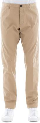 DSQUARED2 Beige Cotton Pants