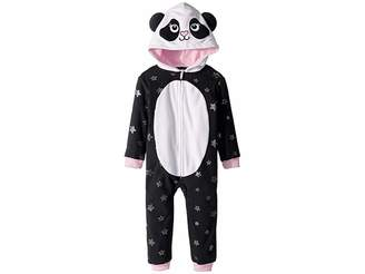 Us Angels Panda One-Piece (Toddler/Little Kids)
